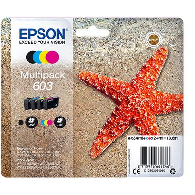 Epson C13T03U64010 inktcartridges