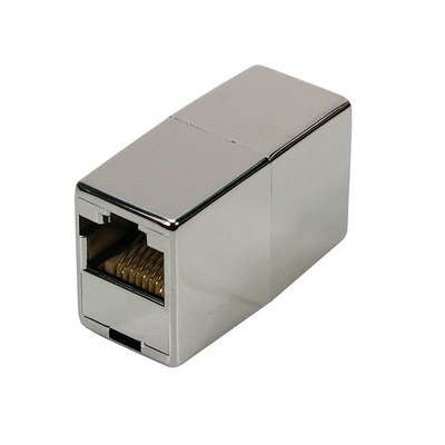 LogiLink Cat5E, 8P8C Kabel adapter - Metallic