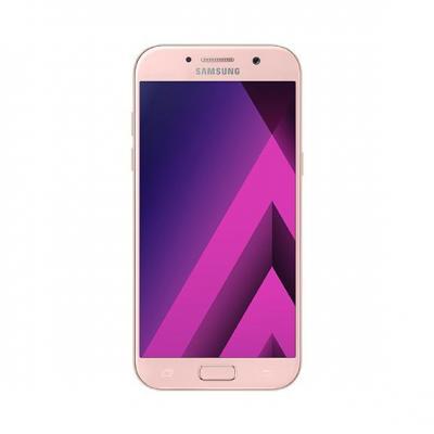 Samsung smartphone: Galaxy A5 (2017) - Roze 32GB