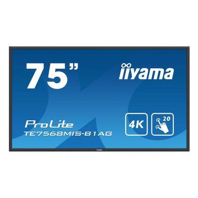 iiyama TE7568MIS-B1AG public display