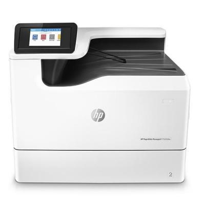 Hp inkjet printer: PageWide PageWide Managed P75050dw - Zwart, Cyaan, Magenta, Geel