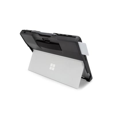 Kensington BlackBelt™ Rugged Case met Integrated Smart Card Reader (CAC) voor Surface™ Pro - Zwart, zilver