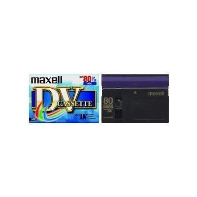 Maxell videotape: DVM-80 5-pack