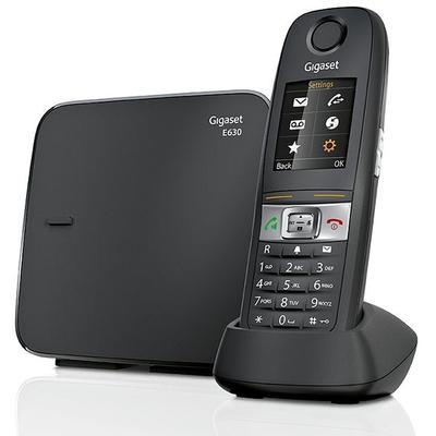 Gigaset dect telefoon: E630 - Zwart
