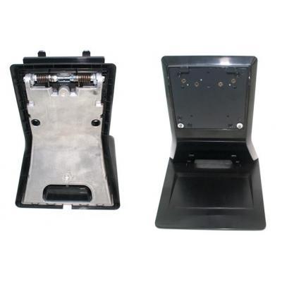 Hp montagekit: Desktop cantilever stand assembly - Zwart