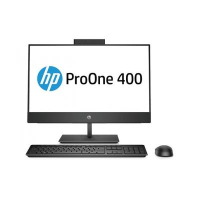 Hp all-in-one pc: ProOne 440 G4 - Zwart