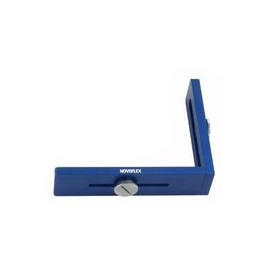 Novoflex L-Bracket for MiniConnect Statief accessoire - Blauw