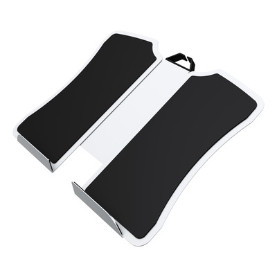 Dataflex Viewmate notebookhouder - optie 972, zilver Notebooksteun