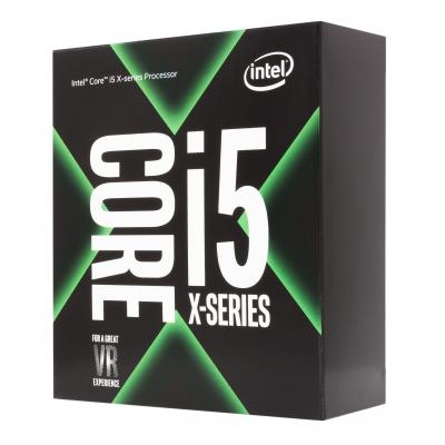 Intel processor: Core Intel® Core™ i5-7640X X-series Processor (6M Cache, up to 4.20 GHz)