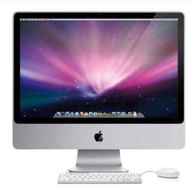 "Apple all-in-one pc: iMac 20"" (begin 2009) BTO 2.66GHz Core 2 Duo 2GB (Refurbished LG)"