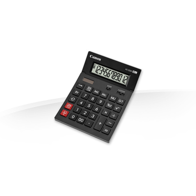 Canon calculator: AS-2200 - Zwart