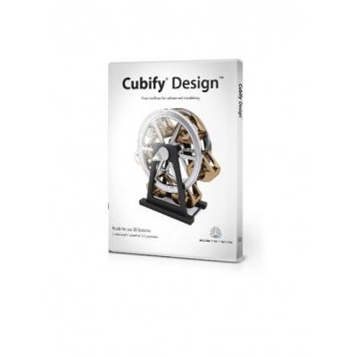 3d systems grafische software: Cubify Design