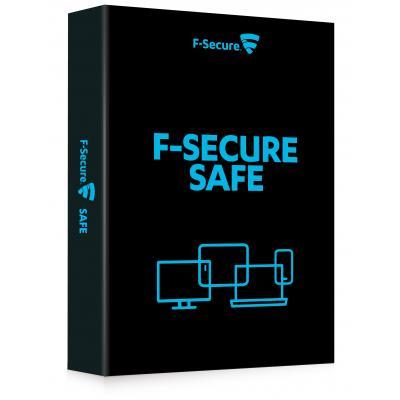 F-SECURE FCFXBR1N005E1 software