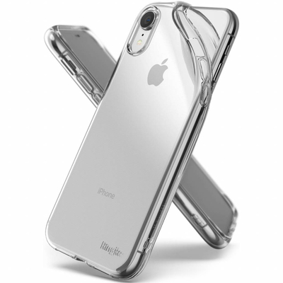 Ringke Air Backcover iPhone Xr - Transparant / Transparent Mobile phone case