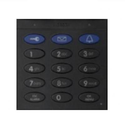 Mobotix Keypad With RFID Technology For T26, Black Intercom system accessoire - Zwart