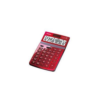 Casio calculator: JW-200TW - Rood