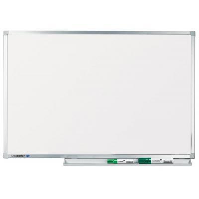 Legamaster whiteboard: 90 x 180 cm, White - Grijs, Wit