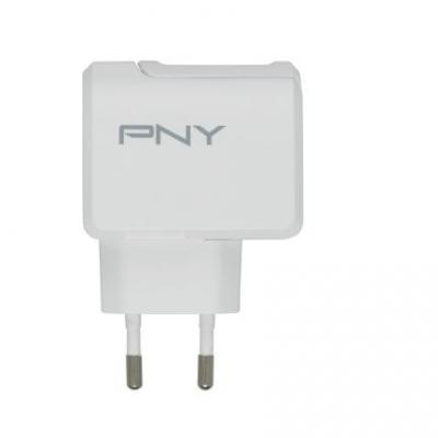 PNY Type C Charger EU Oplader - Wit