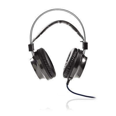 Nedis GHST400BK Headset - Zwart