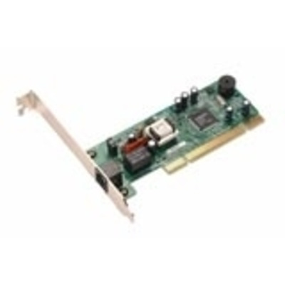 Us robotics modem: 56K PCI Faxmodem