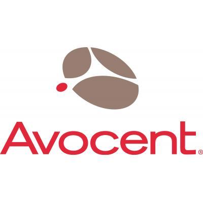 Avocent vergoeding: 1 Y, Silver, Mnt f/ ACSV6000 24 Port