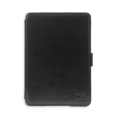 Gecko covers e-book reader case: Folio case for Amazon Kindle, Black - Zwart