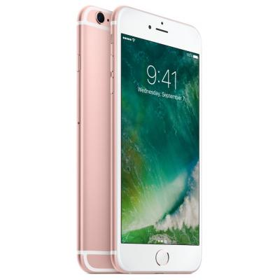 Apple smartphone: iPhone 6s Plus 32GB Rose Gold - Roze goud