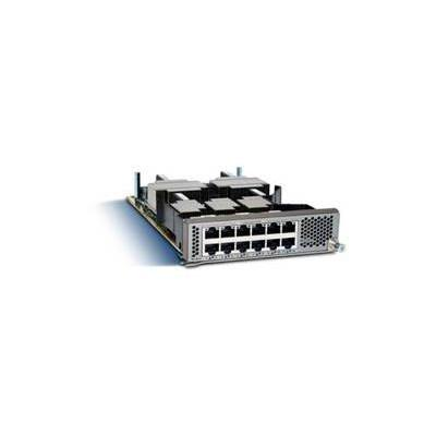 Cisco 12-port 10G BASE-T Ethernet Module, Spare netwerk switch module