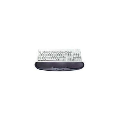 Lindy polssteun: Gel Keyboard Wrist Rest - Zwart