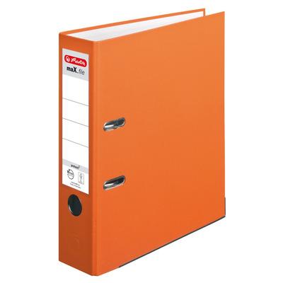 Herlitz maX.file Ringband - Oranje