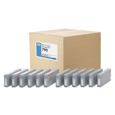 Hp accessoire: 790 inktsysteem opbergkit