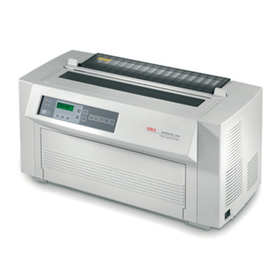 Oki dot matrix-printer: ML4410