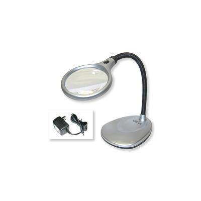 Carson loep: DeskBrite 200 - LM-20 - Zwart, Zilver