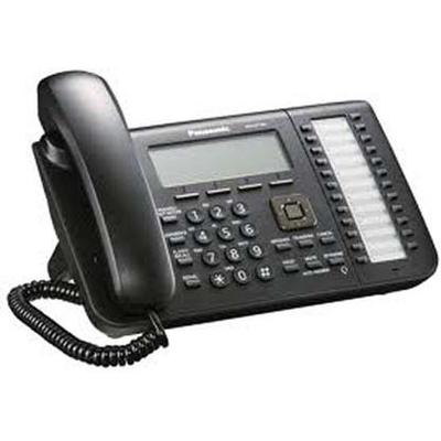 Panasonic KX UT133NE-B Dect telefoon - Zwart