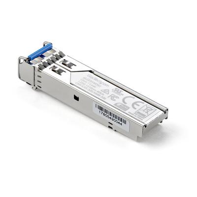 StarTech.com MSA conform Gigabit glasvezel SFP module Single mode SFP transceiver 1000BASE-EX SM LC 40 km .....