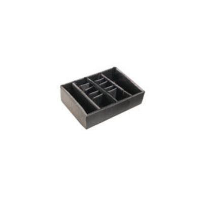 Peli case accessoire: Divider/Foam Set, Black, f / 1500 - Zwart
