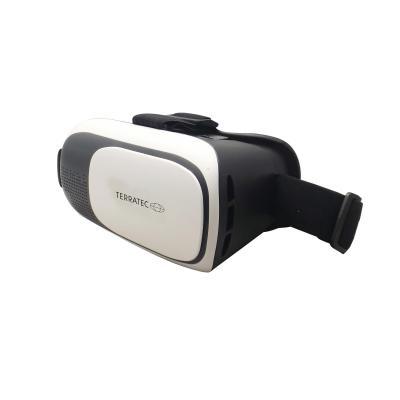 Terratec virtual reality bril: VR-1 - Zwart