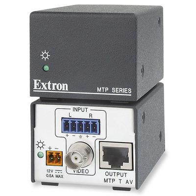 Extron MTP T AV AV extender - Zwart