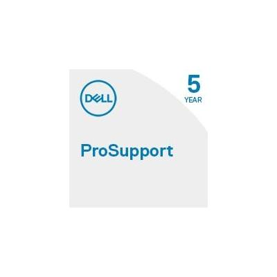 Dell garantie: 3Y Next Business Day – 5Y ProSupport Next Business Day