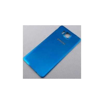 Samsung mobile phone spare part: SM-G850F Galaxy Alpha, Battery Cover, blue