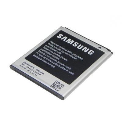 Samsung batterij: Li-Ion 1500mAh - Zwart, Grijs