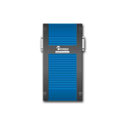 Epiphan VGADVI Broadcaster Digitale video recorder - Zwart,Blauw