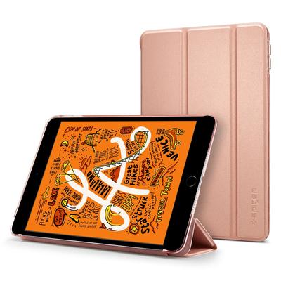Spigen Smart Fold Tablet case - Roségoud