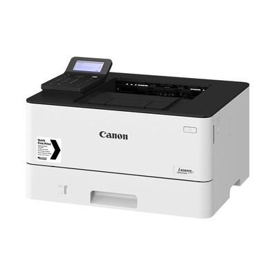Canon i-SENSYS LBP223dw Laserprinter - Zwart