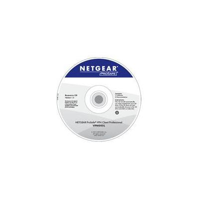 Netgear VPNG05L-20000S software licentie