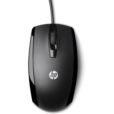HP X500 Computermuis - Zwart