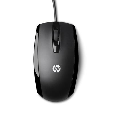 HP X500 bekabelde Muis - Zwart