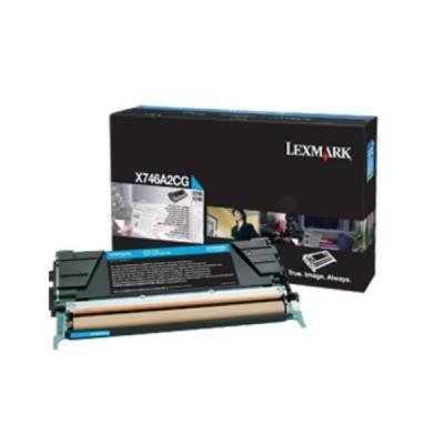 Lexmark X746A3CG toner