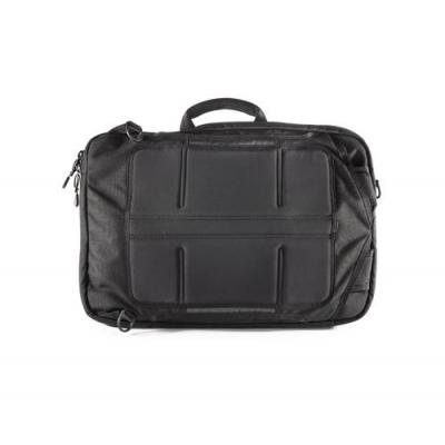Dell laptoptas: Timbuk2 Breakout Zwarte nylon premium draagtas