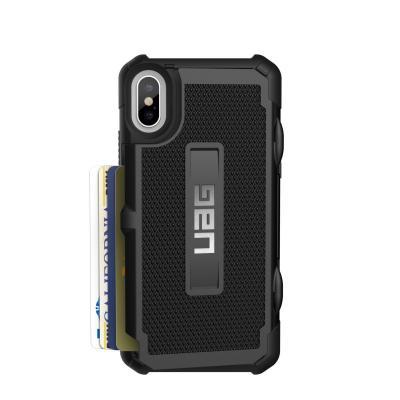 Urban Armor Gear Trooper Mobile phone case - Zwart